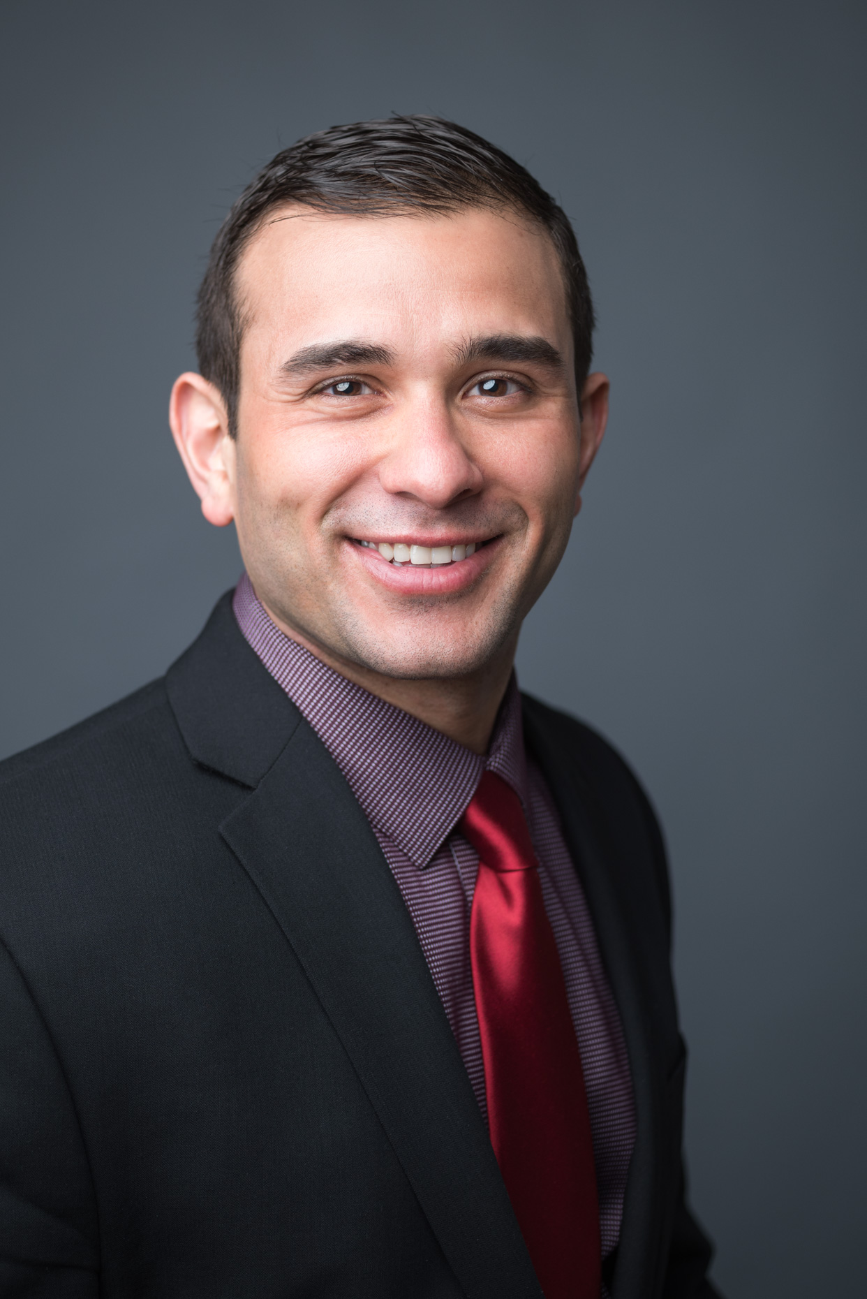 Studio Headshot of Alex Maghoub, Licensed Associate Real Estate Broker at COMPASS, New York City.