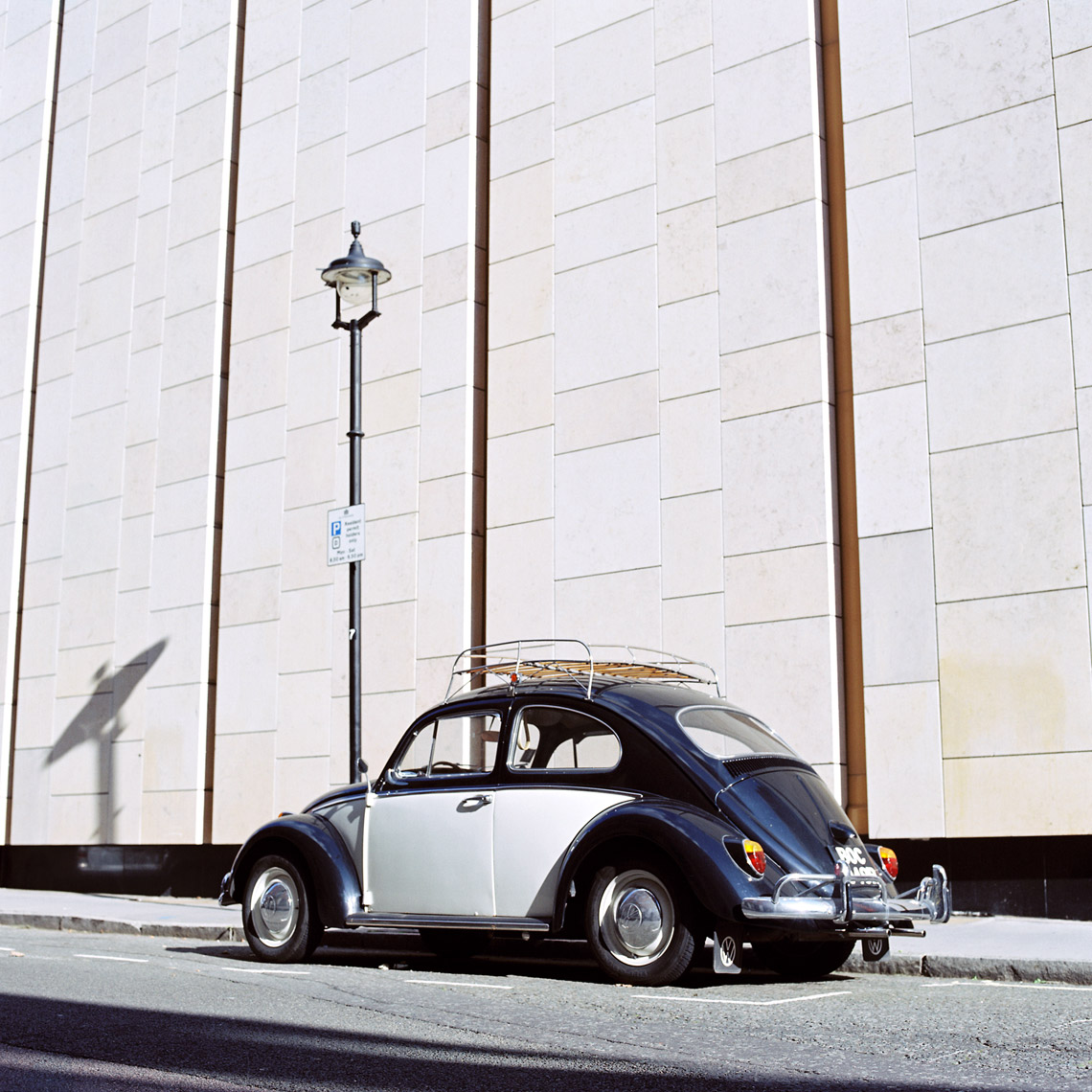 Beetle In London