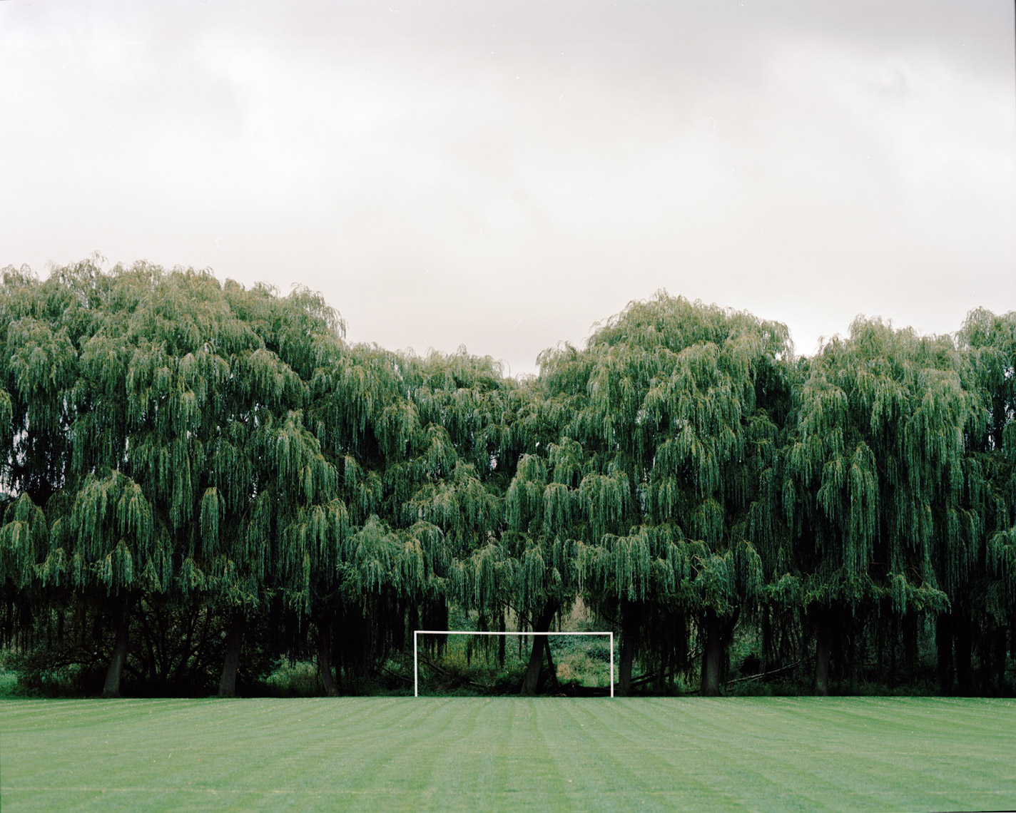 Goal Posts, Berkhamsted, England