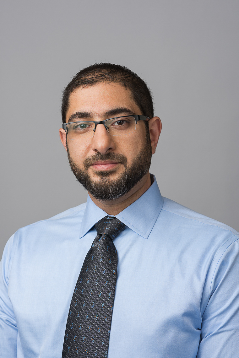 Headshot of Husam Abu-Zaydeh for Bank of America, New Jersey