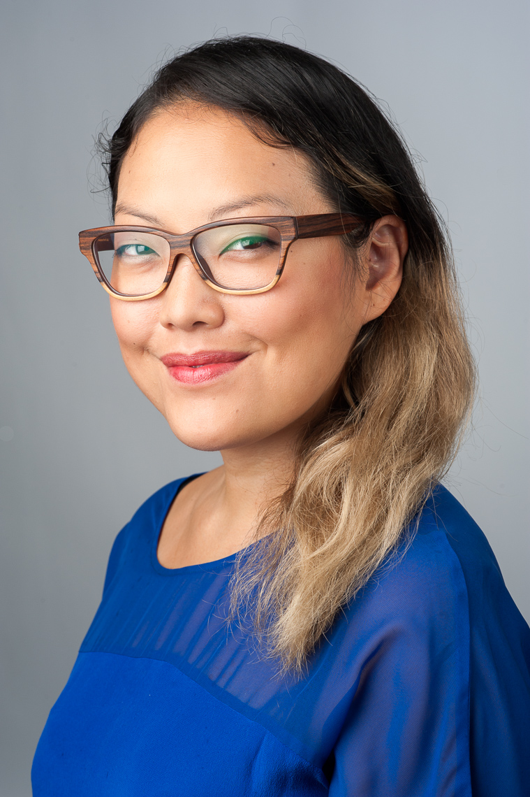 Color headshot of Melody Han for Taboola , New York City